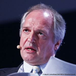 Image of Paul Polman of Unilever