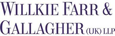 Willkie Farr & Gallagher   logo