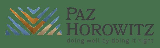 Paz Horowitz logo