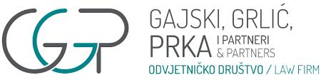 Gajski, Grlić, Prka i Partneri, Law Firm LLP logo