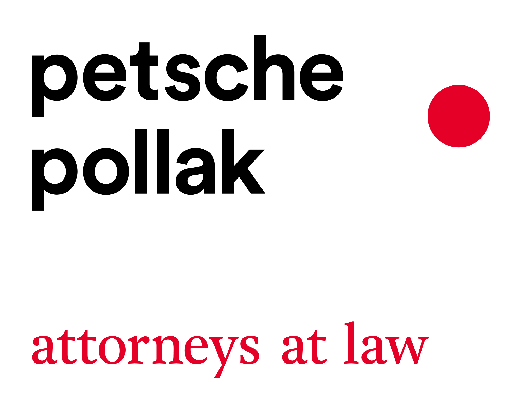 petsche pollak logo