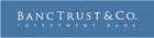 BancTrust & Co logo