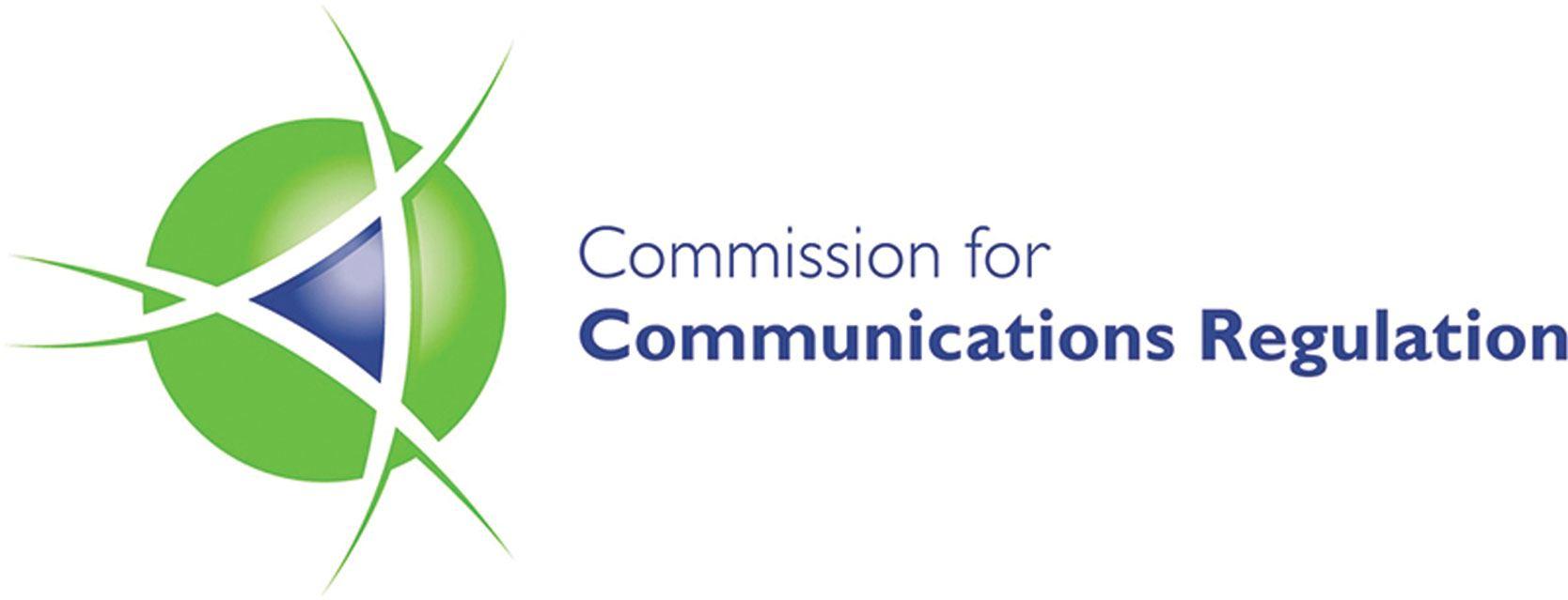 Commission for Communications Regulation (ComReg) logo