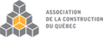 Association de la construction du Québec (ACQ) logo
