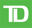Toronto-Dominion Bank (TD) logo