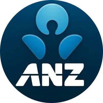 ANZ Bank New Zealand logo