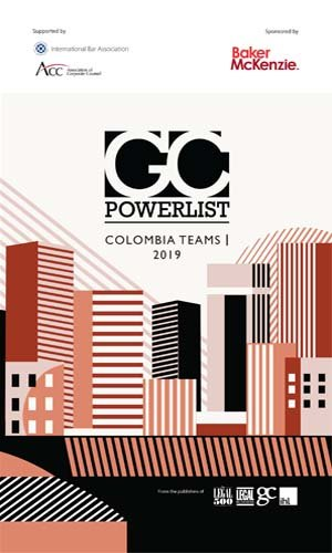 Colombia Teams 2019 GC Powerlist Cover