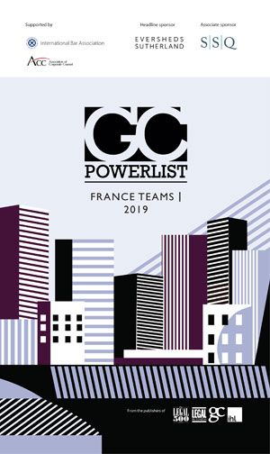 France Teams 2019 GC Powerlist Cover