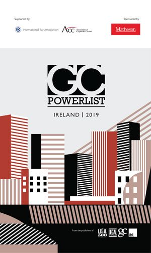 Ireland 2019 GC Powerlist Cover