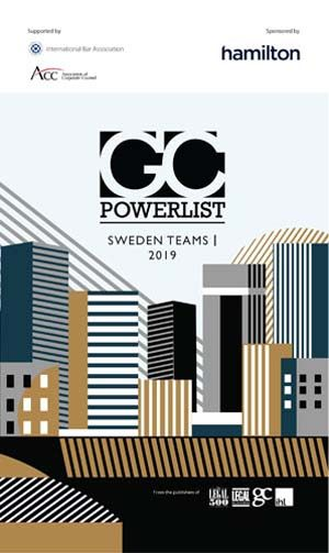 Sweden Teams 2019 GC Powerlist Cover