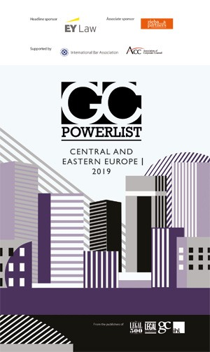 Central and Eastern Europe 2019 GC Powerlist Cover