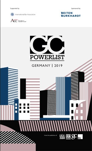 Germany 2019 GC Powerlist Cover