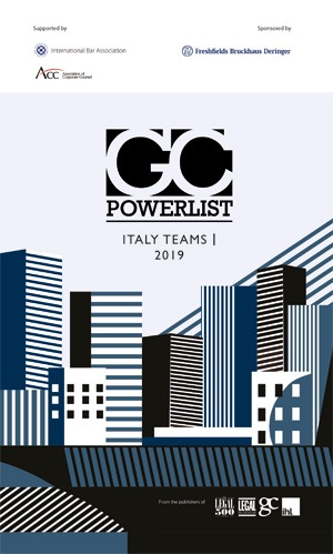 Italy Teams 2019 GC Powerlist Cover