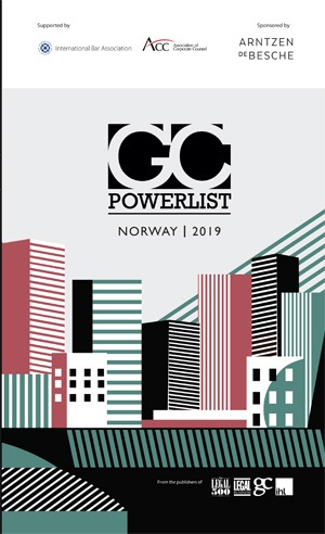 Norway 2019 GC Powerlist Cover