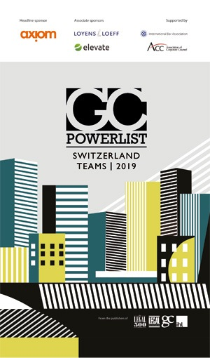 Switzerland Teams 2019 GC Powerlist Cover