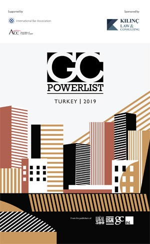 Turkey 2019 GC Powerlist Cover
