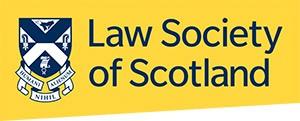 The Law Society of Scotland logo