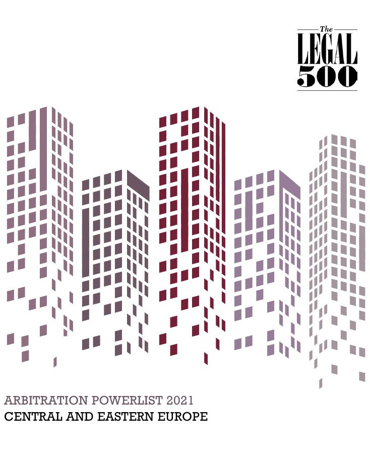 Arbitration Powerlist CEE 2021 GC Powerlist Cover