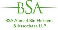 BSA Ahmad Bin Hezeem & Associates LLP Logo