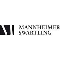 Logo Mannheimer Swartling
