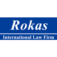Rokas International Law Firm logo