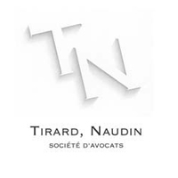 Logo Tirard, Naudin Société d'Avocats