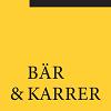 Bär & Karrer Ltd. logo