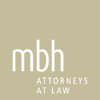 mbh ATTORNEYS AT LAW logo