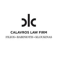 Logo Calavros Law Firm – Filios ∙ Babiniotis ∙ Kloukinas