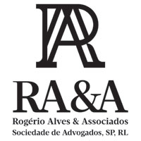 Logo Rogério Alves & Associados – Sociedade de Advogados, SP, RL.