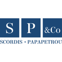Scordis Papapetrou & CO LLC logo