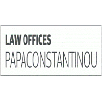 Law Offices Papaconstantinou logo