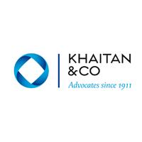 Khaitan & Co LLP logo