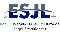 Eric Silwamba, Jalasi and Linyama Legal Practitioners Logo