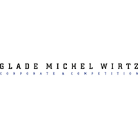 Glade Michel Wirtz – Corporate & Competition Logo
