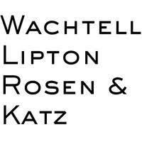 Wachtell, Lipton, Rosen & Katz Logo