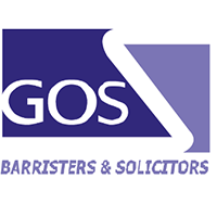 GOS Barristers & Solicitors logo