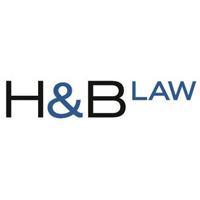 H&B Law logo