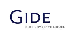 Global Lawyers North Africa in partnership with Gide Loyrette Nouel company logo