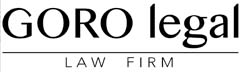 GORO legal company logo