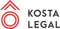 Kosta Legal company logo