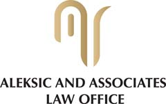 Aleksic and Associates Law Office logo