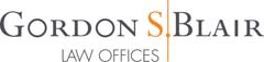 Gordon S. Blair Law Offices logo