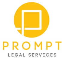 Prompt Legal Services company logo