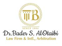 Dr. Bader S. Alotaibi Law Firm & International Arbitration (Sinc logo