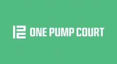 One Pump Court company logo