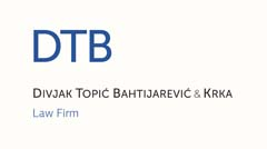 Divjak, Topic & Bahtijarevic logo