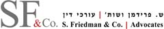 S. Friedman & Co. Advocates & Notaries logo