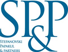 Stepanovski, Papakul and partners logo