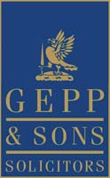 Gepp & Sons Solicitors LLP logo